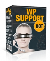 WP Support Bot Software with Master Resell Rights/Giveaway Rights
