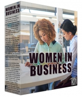 10 Women in Business PLR Articles Gold Article with Private Label Rights