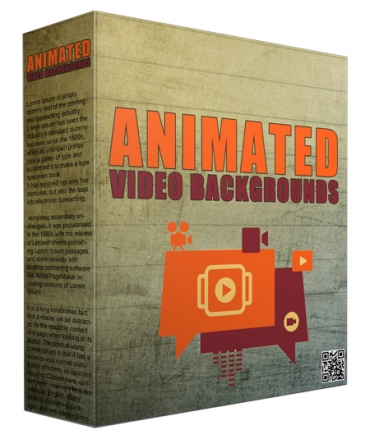 50 Animated Video Backgrounds