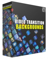 100 Video Transition Backgrounds Video with private label rights