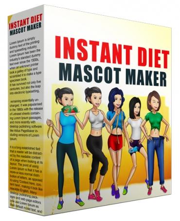 Instant Diet Mascot Maker
