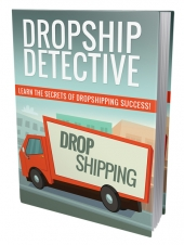 Dropship Detective eBook with private label rights