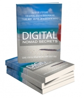 Digital Nomad Secrets eBook with private label rights