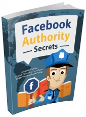 FB Authority Secrets eBook with Master Resell Rights