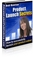Product Launch Secrets eBook with Resell Rights