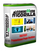 Commission Gorilla Review Pack Video with private label rights