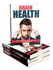 Brain Health eBook with Master Resell Rights