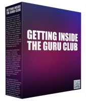 Getting Inside The Guru Club Audio with Private Label Rights