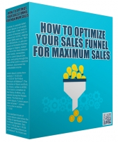 How To Optimize Your Sales Funnel For Maximum Sales Audio with Master Resell Rights
