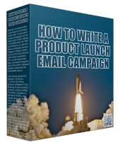 How To Write A Product Launch Email Campaign Audio with Master Resell Rights/Giveaway Rights