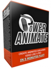 Power Animate Review Pack Video with Private Label Rights