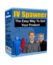 JV Spawner Software with Master Resell Rights/Giveaway Rights