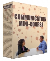 Communication eCourse Bundle Gold Article with private label rights