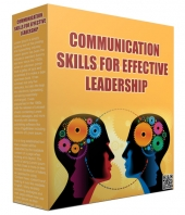 Communication Skills For Effective Leadership Gold Article with private label rights