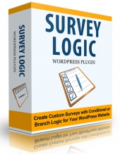 Survey Logic WP Plugin Software with private label rights