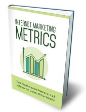 Internet Marketing Metrics eBook with Master Resell Rights/Giveaway Rights