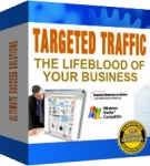 Targeted Traffic : The Lifeblood Of Your Business eBook with Resell Rights