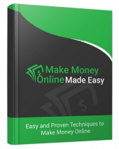 Make Money Online Made Easy eBook with Personal Use Rights