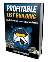 Profitable List Building eBook with Personal Use Rights