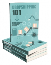 Dropshipping 101 eBook with private label rights