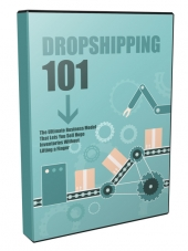 Dropshipping 101 Video Upgrade Video with Master Resell Rights