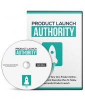 Product Launch Authority Gold Video with Master Resell Rights