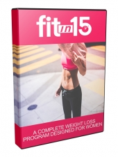 Fit In 15 Video Upgrade Video with Master Resell Rights