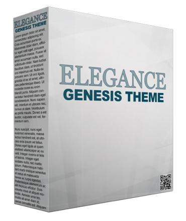 Elegance Genesis WordPress Theme