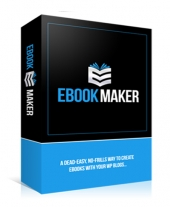 WP Ebook Maker Plugin Software with Master Resell Rights