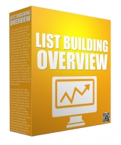 List Building Overview Audio with Master Resell Rights