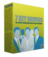 7 Key Drivers Audio with Master Resell Rights