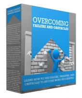 Overcoming Failure And Obstacles Audio with private label rights