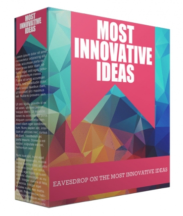 Most Innovative Ideas