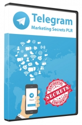 Telegram Marketing Secrets Video with Master Resell Rights