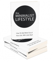 The Minimalist Lifestyle eBook with private label rights
