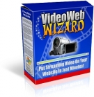 VideoWeb Wizard Software with Master Resale Rights