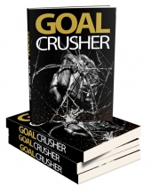 Goal Crusher eBook with Master Resell Rights