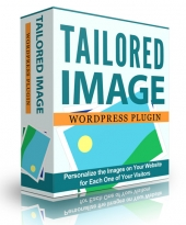Tailored Image Software with Personal Use Rights