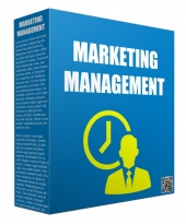 Marketing Management Guide Audio with Private Label Rights/Giveaway Rights