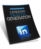 LinkedIn Traffic Generation eBook with private label rights