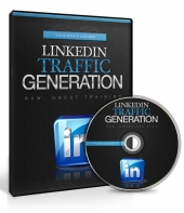 LinkedIn Traffic Generation Video Upgrade Video with Master Resell Rights