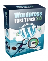 WordPress Fast Track 2.0 Video with Resell Rights Only