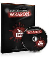 YouTube Traffic Weapon Video Upgrade Video with Master Resell Rights