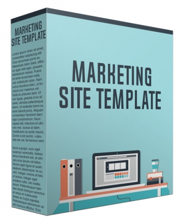 Marketing Site Template February 2017 Edition