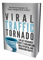 Viral Traffic Tornado eBook with Personal Use Rights