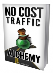 No Cost Traffic Alchemy eBook with Personal Use Rights