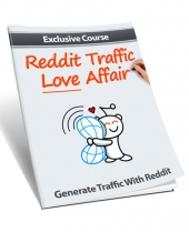 Reddit Traffic Love Affair eBook with private label rights