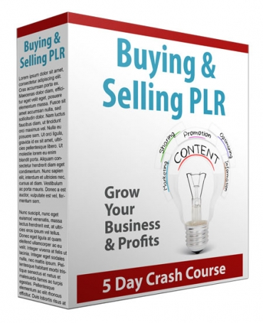 Buying and Selling PLR Newsletters