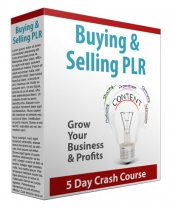 Buying and Selling PLR Newsletters Gold Article with Private Label Rights