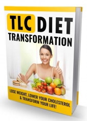 TLC Diet Transformation eBook with Master Resell Rights